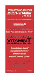 Male Testosterone Enhancement Erectile Dysfunction ED Pill Supplements