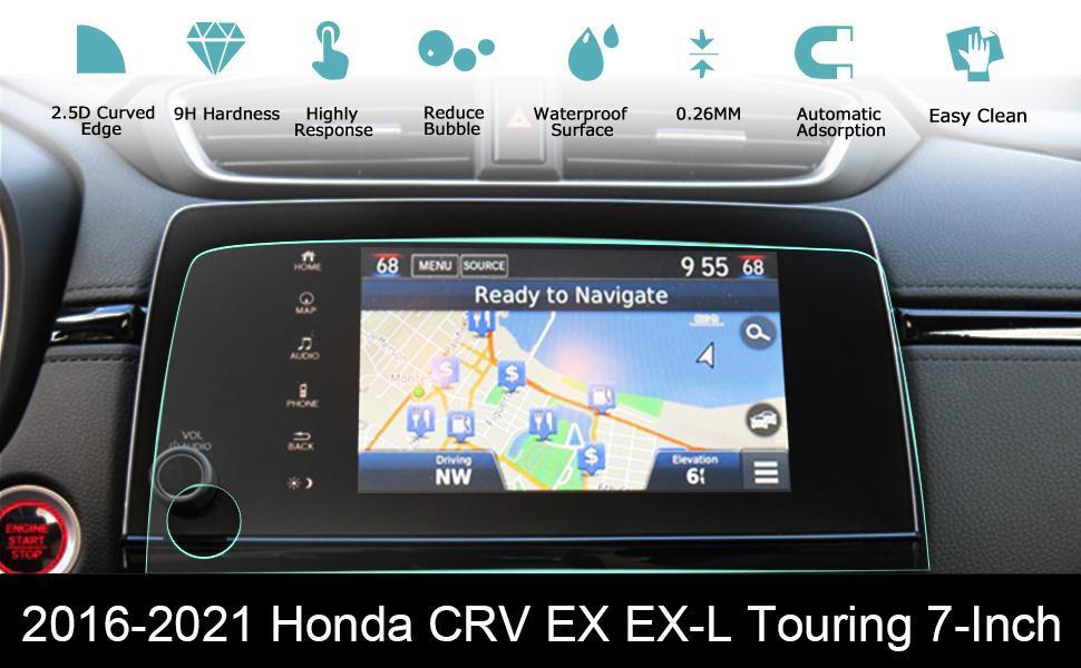 2016-2021 Glass Honda CRV Screen Protector