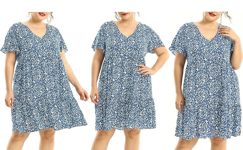 plus size dresses for women 3x dress fow summer