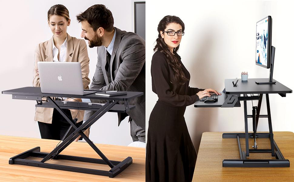 Computer Workstation with Removable Keyboard Tray