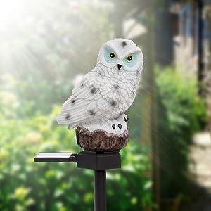 fake owl
