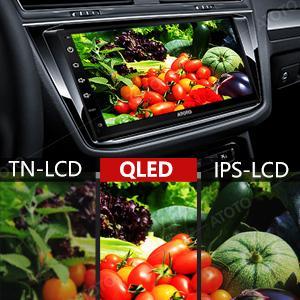 S8 QLED Display