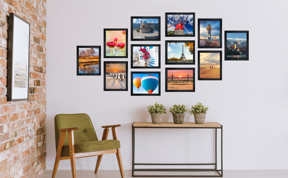 Giftgarden 8x10 frames