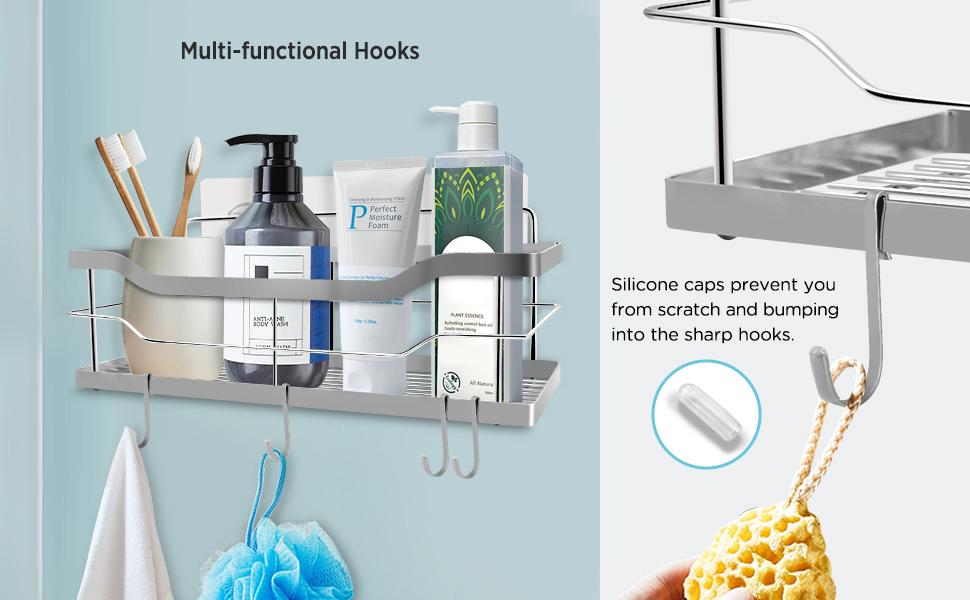 Multi-functional Hooks