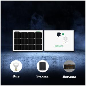 loom solar 50 watt