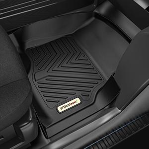 YITAMOTOR  Floor Liners for 2019-2021 Chevrolet Silverado 1500/GMC Sierra