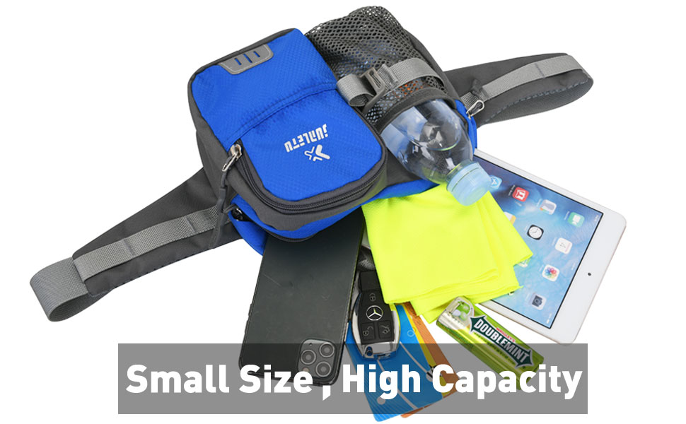 hiking fanny pack,small size,high capacity