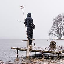fishing rain pant