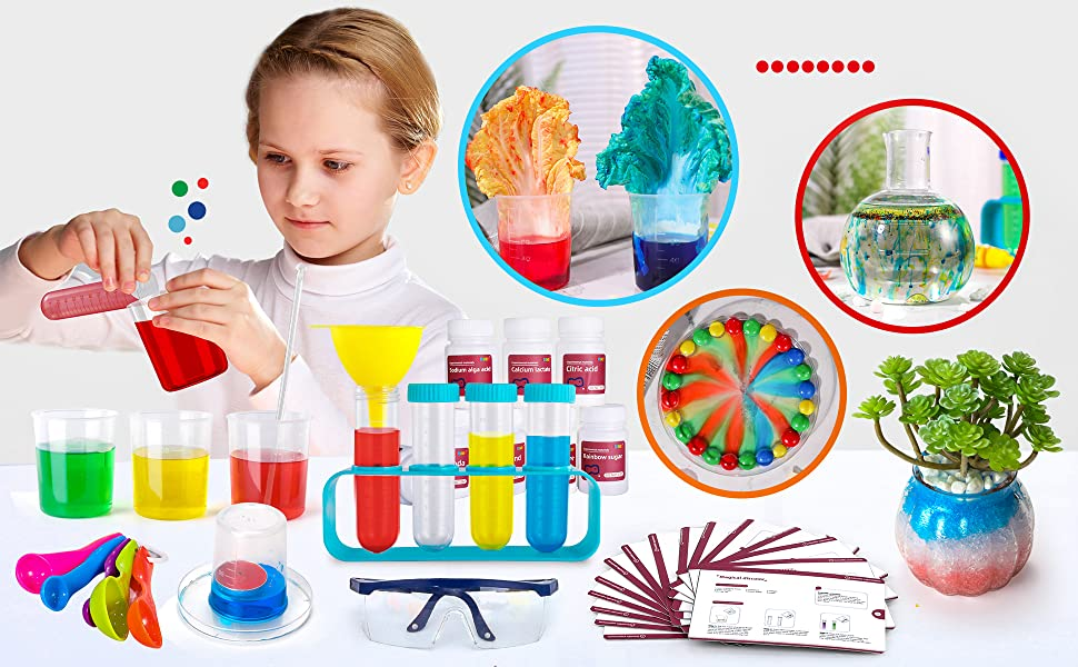 Make 30 science experiments
