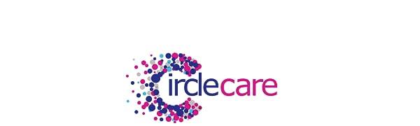 Circleware Circlecare Powder Nitrile Disposable Exam Gloves Industrial Medical Latex Free