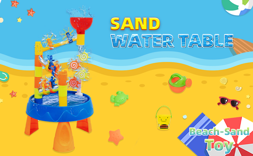 water table for toddler