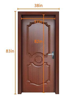 screen fit 38 X 83 inch door
