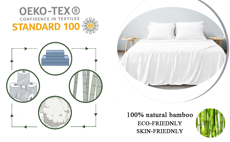 100% bamboo sheet