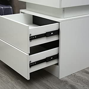 End Table Storage Cabinet
