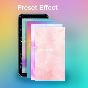Versatile multi-color light strip