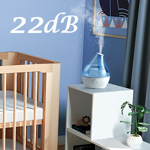 22dB humidifier for bedroom