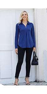 business blouses for women