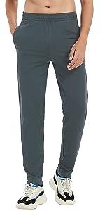 mens running pants with zipper pockets,mens walking pants,men joggers pants,mens running pants,