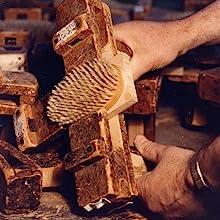 Making of a KENT Brush
