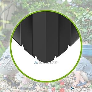 Ultralight Backpacking Trowel Aluminum Shovel