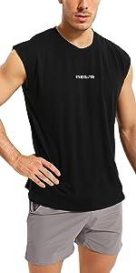 Athletic Sleeveless Shirts for Men