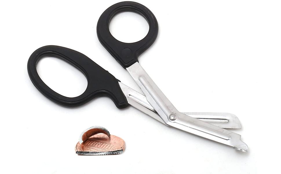 EMT Shears Cut Penny