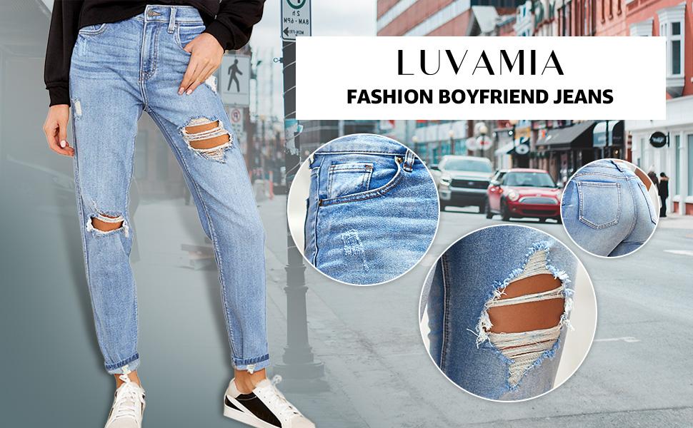 women ankle jeans
