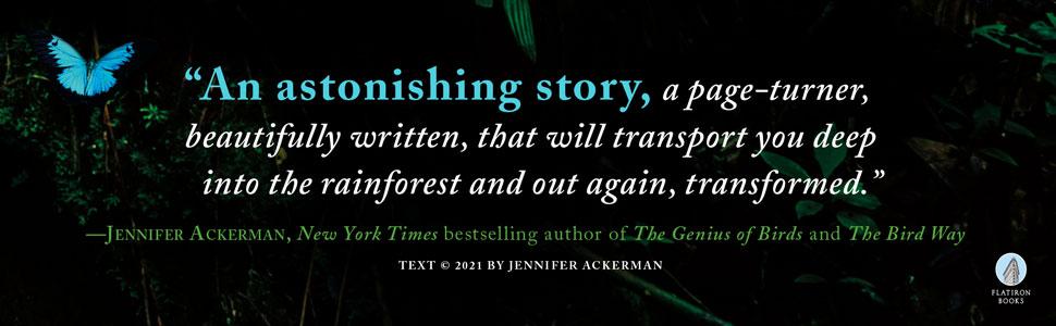 Guardians of the Trees Kinari Webb Jennifer Ackerman quote