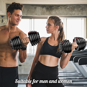 For women or men, A pair is more effective