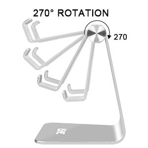 Multi-angle adjustable 0-270 degree