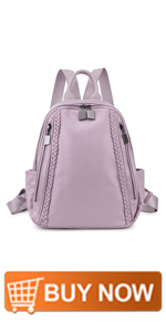 Pink Women Backpack