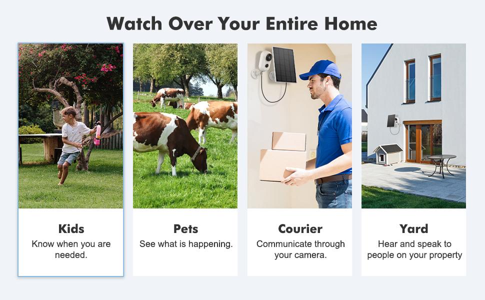 wireless security camera outdoor