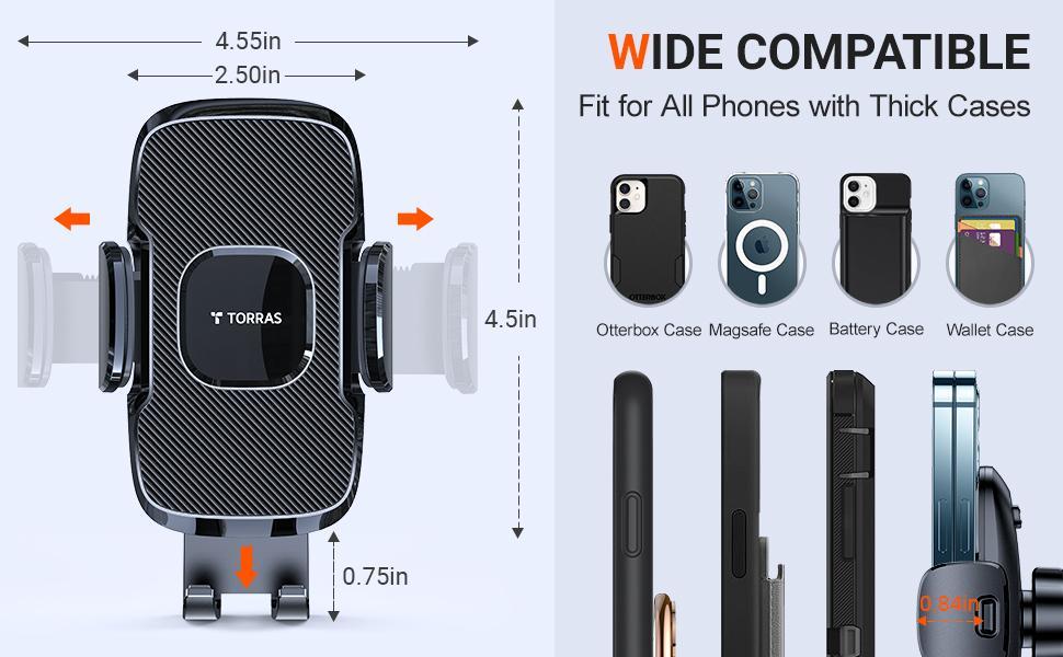 car phone holder mount