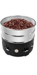 coffee bean cooler