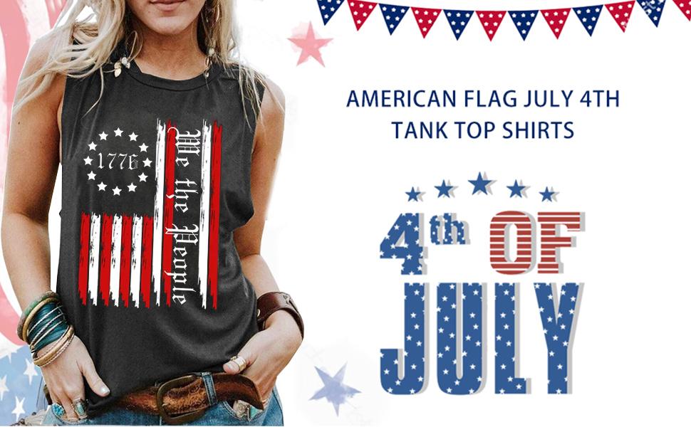1776 American Shirts