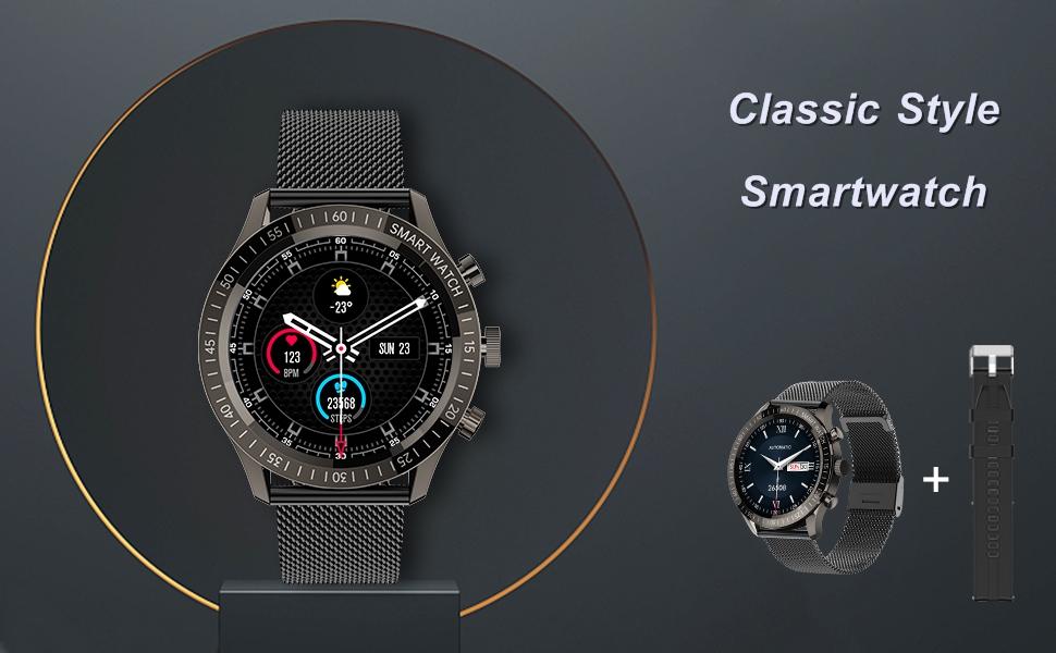 Classic Smartwatch
