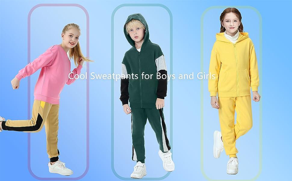 Boys Sweatpants  /Grils Sweatpants