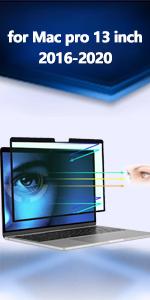 macbook pro blue light screen protector 13