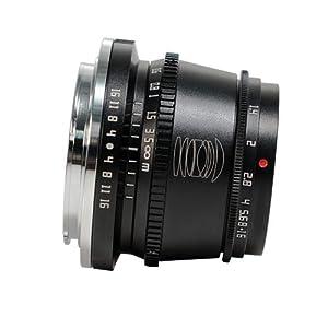 TTArtisan 35mm F1.4-8