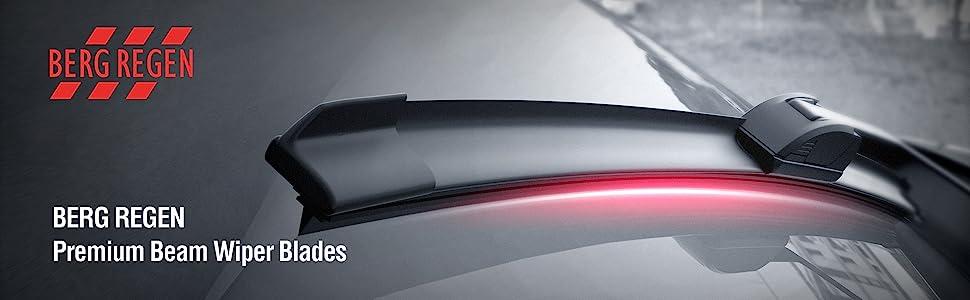Universal Wiper Blades