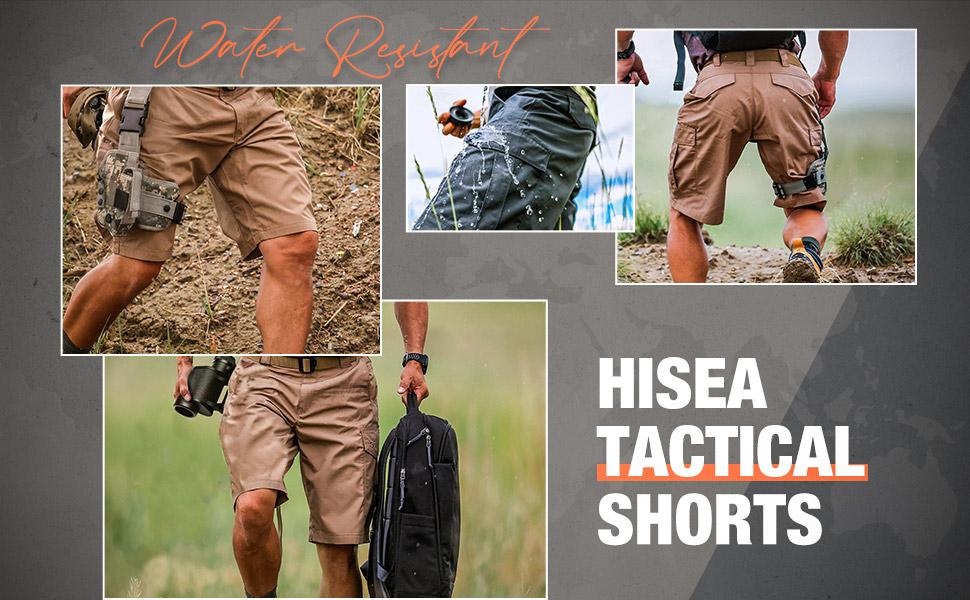 HISEA tactical shorts