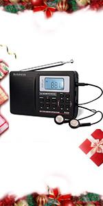 Portable Mini Radio