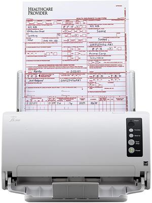 fi-7030 Professional Color Duplex Scanner