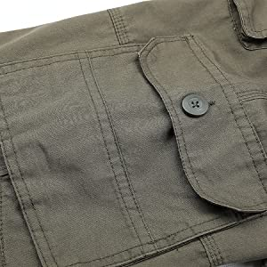 Long Shorts for Men Below Knee Capri Shorts Cargo Big and Tall Knee Length Shorts Mens 3/4 Pants