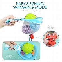 投篮鲸鱼洗澡玩具