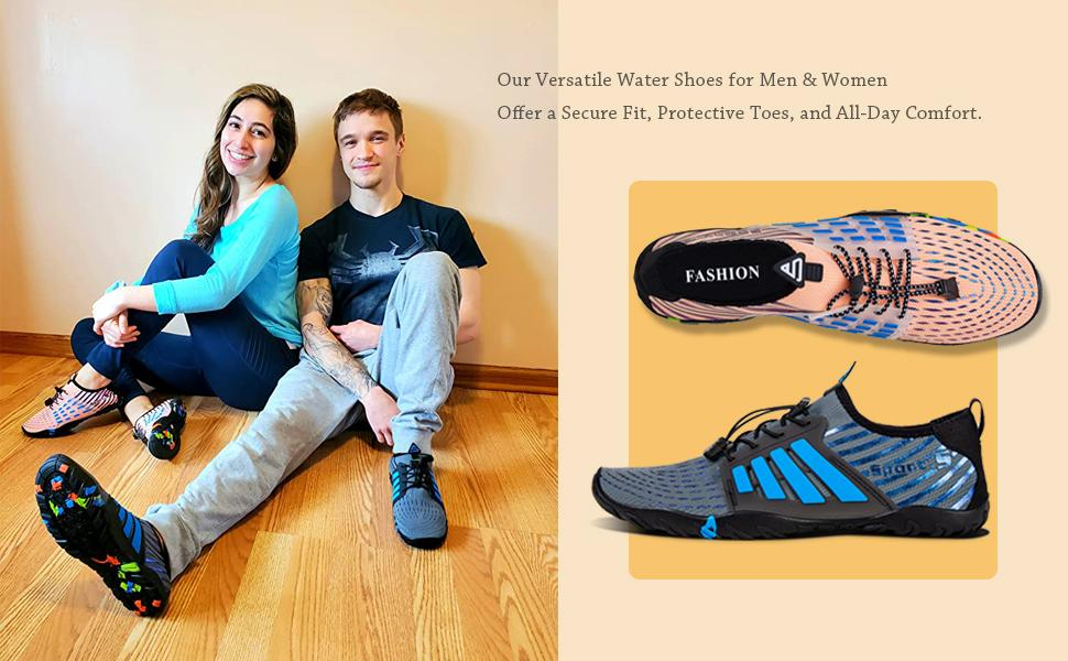 beach shoes for men