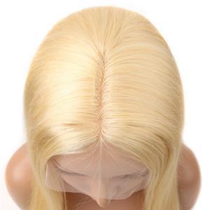 silk straight wig