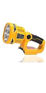 LUSAF handheld work light