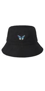 Cappello da pescatore di farfalle
