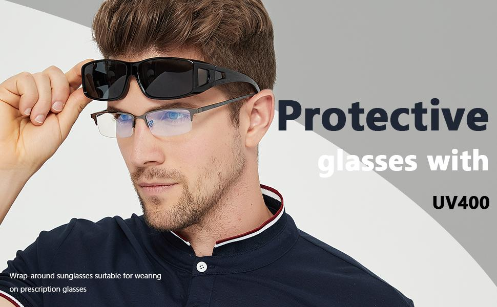 protective glasses with UV400